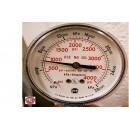 Manómetro de presión rango 0 a 280 Kg/cm3 (0-4000 PSI)