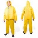Impermeable 2 piezas  pantalón y chaqueta modelo I-6022-XL