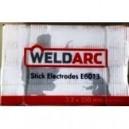 "ELECTRODO  E6013 3/23X14""  MARCA WELDARC"